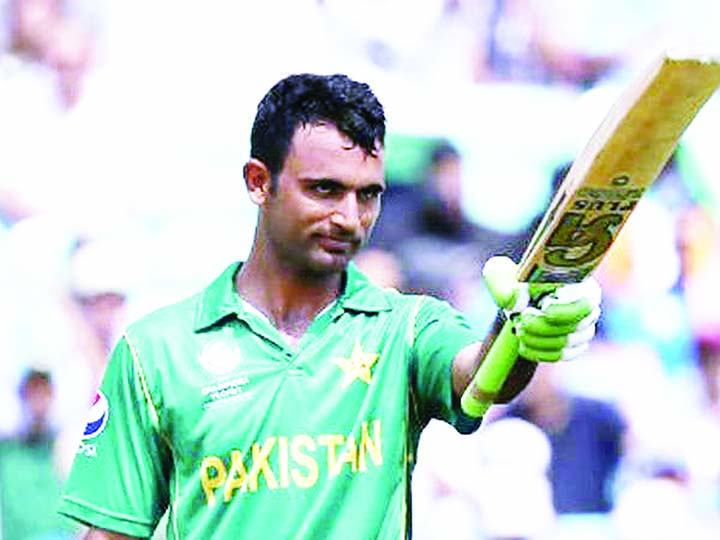 Pakistan's Fakhar Zaman signs T20 blast deal with Glamorgan