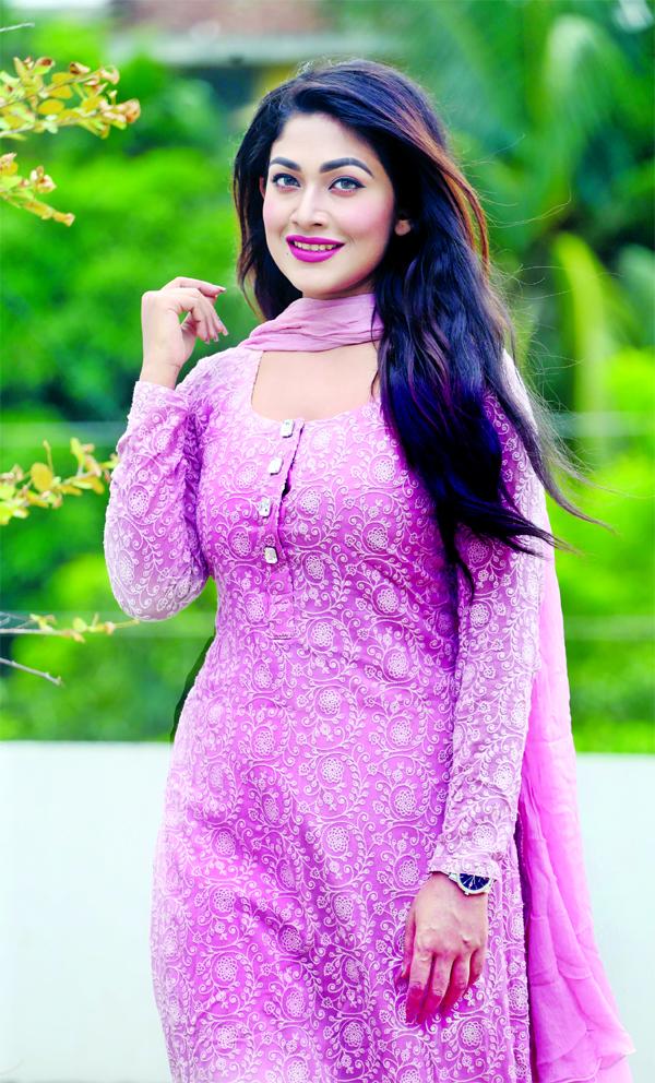 Peya Bipasha`s Eid telefilm Opekkha