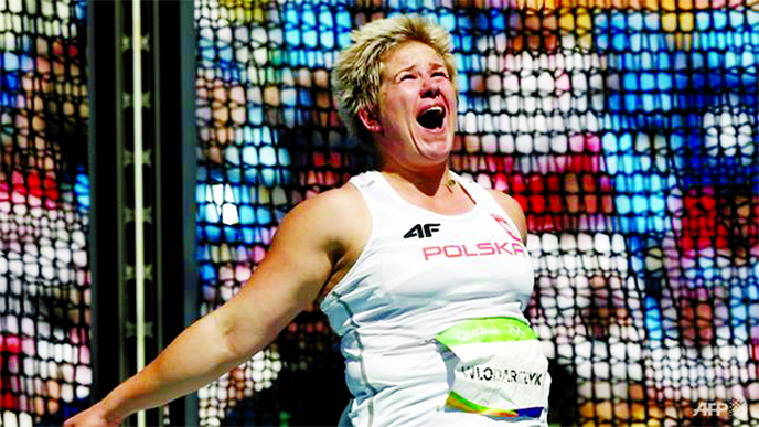 Hammer throw world champ Wlodarczyk to skip Doha games