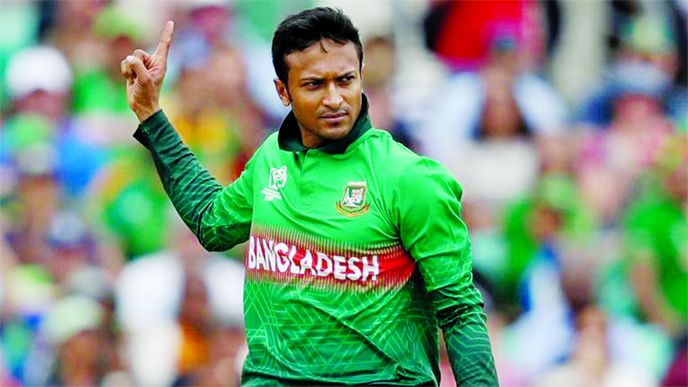 Shakib will be sorely missed: Mahmud