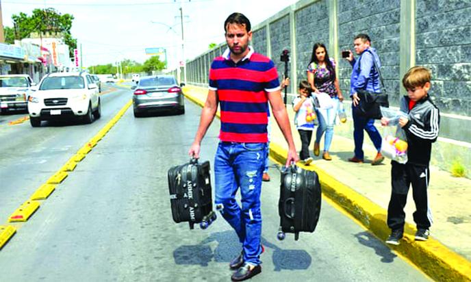 Trump admin to continue deporting Venezuelans despite crisis