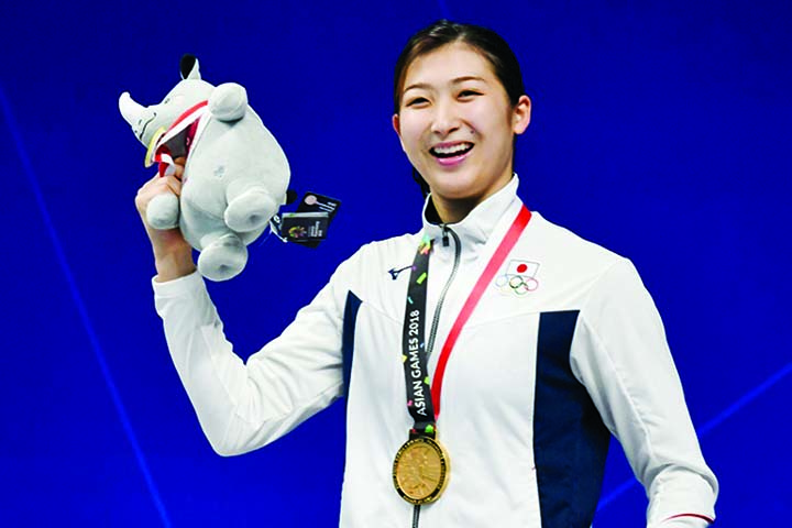 Japan look to give ailing Ikee a lift at world swim