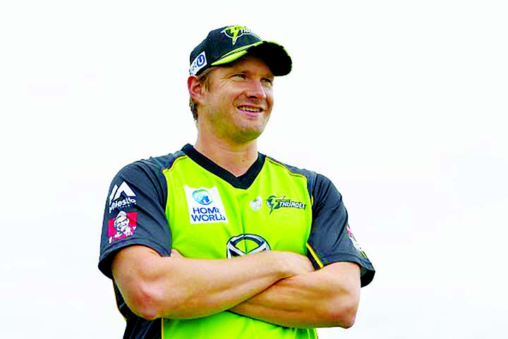 Shane Watson signs for Khulna Titans