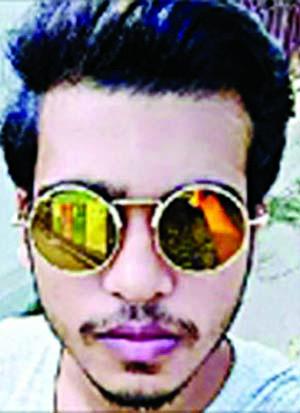 Another suspect Rishan Farazi held