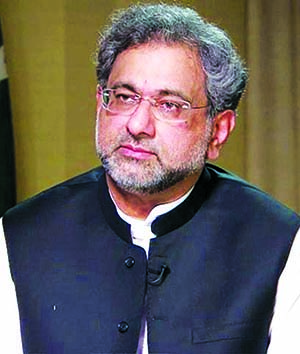 Former Pak PM Shahid Khaqan Abbasi arrested in LNG case