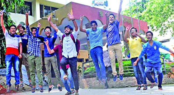 Ctg  Govt College tops again in HSC result
