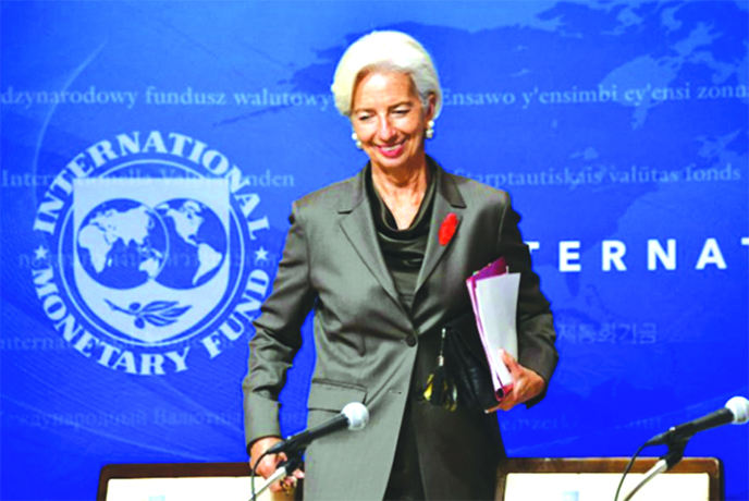 France for a single European candidate as IMF head