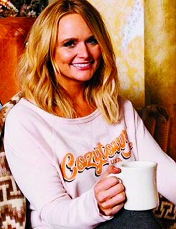 Miranda Lambert drops latest single 'It all comes out in a wash'