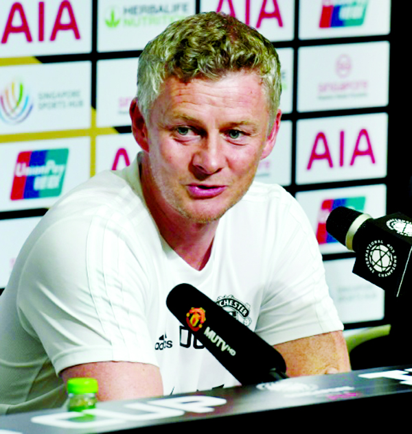Solskjaer targets more signings in search for fast start