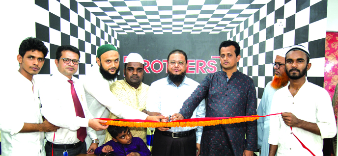 A new showroom of Brothers' Furniture was inaugurated at Amirabad Main Road, Munshibari in Madaripur recently. Head of marketing and sales of Brother's Furniture   Monirul Islam Bokshi, Assistant Manager Md. Nazrul Islam, associate of the Company Md Sohel and senior officials were present. The customers will get 5-15pc cash discount .This offer will be continued till July 30.