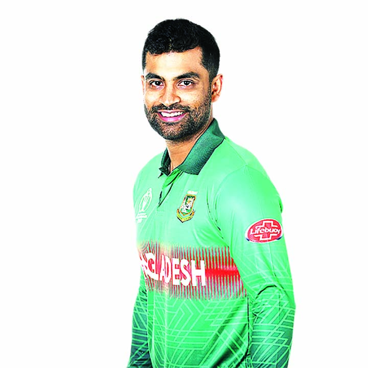 Captain Tamim eyes to lead the side exemplary