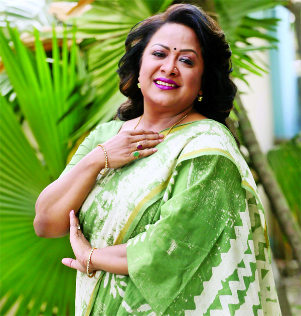 Aruna Biswas busy with Censor Board