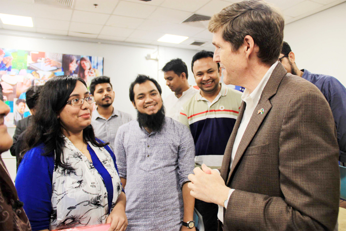 US embassy hosts pre-departure orientation for BD students