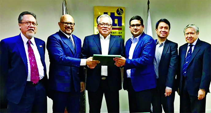 BPCCI, DTI-EMB discussed to enhance bilateral trade