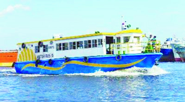 Water bus to operate from Sadarghat to Airport in Port City soon