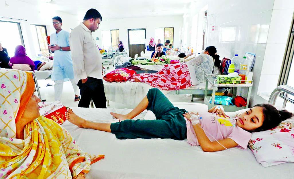 Dengue spreading fast: 22 dead