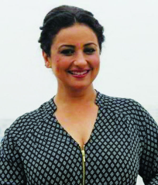 Divya Dutta celebrates the birthday of her true companion