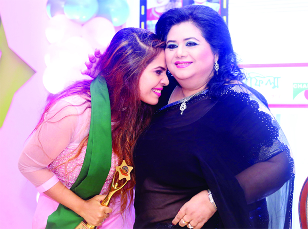 Belly Afroz's best moment with Runa Laila