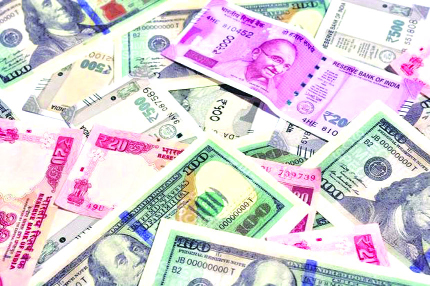 Rupee slips 26 paise to 69.06 vs $ in early trade