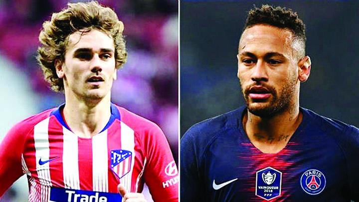 Neymar's Barcelona transfer 'difficult': Griezmann