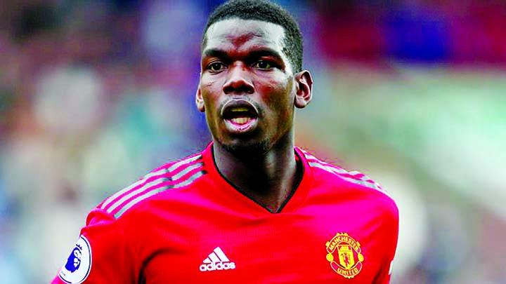 Pogba should stay at Manchester United, says Juan Mata