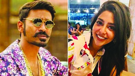 Dhanush's next to be shot in UK
