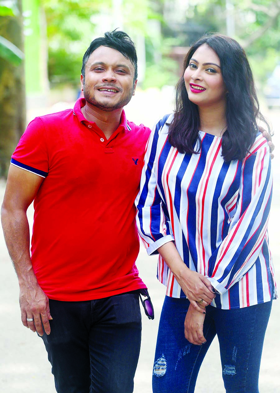 Mishu, Nabila pair up for Eid drama