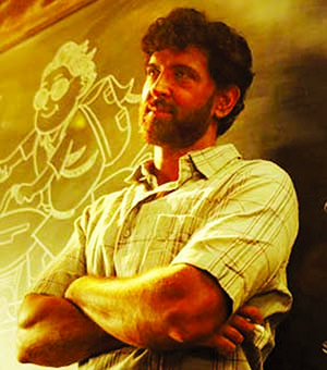Hrithik feels similar emotional connect with Super 30 and Kaho Na Pyaar Hai