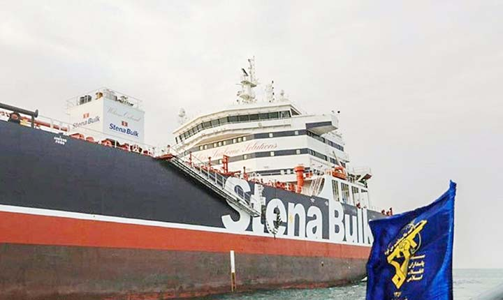 Iran to meet with nuclear partners amid tanker crisis