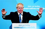 Boris Johnson pledges `Brexit done` in Oct