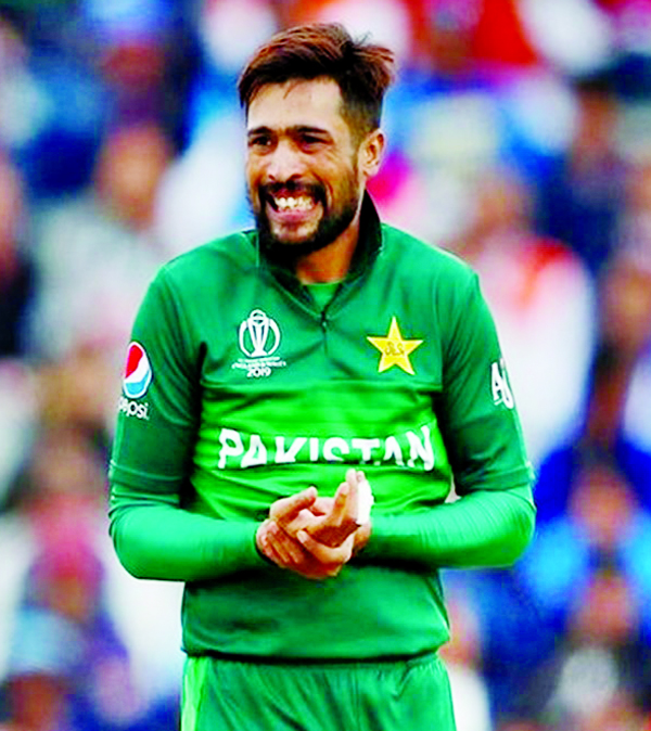 Mohammad Amir retires from Test cricket