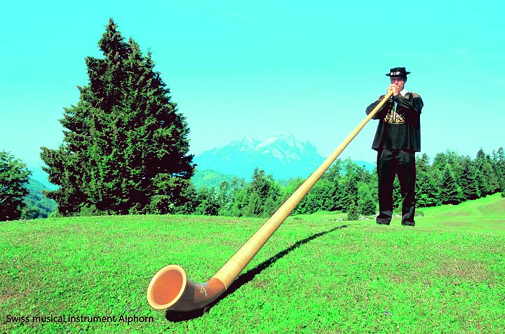 All you need to know about Swiss music