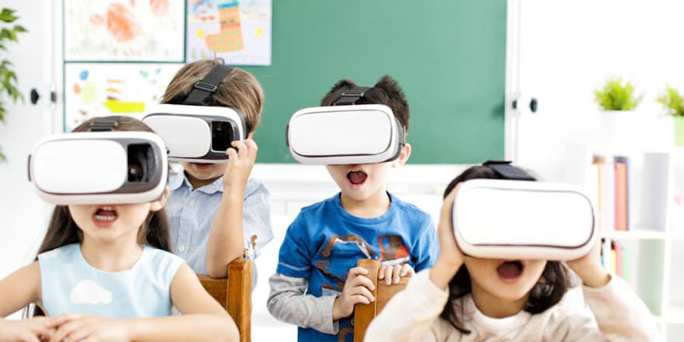Exciting future of education with virtual reality