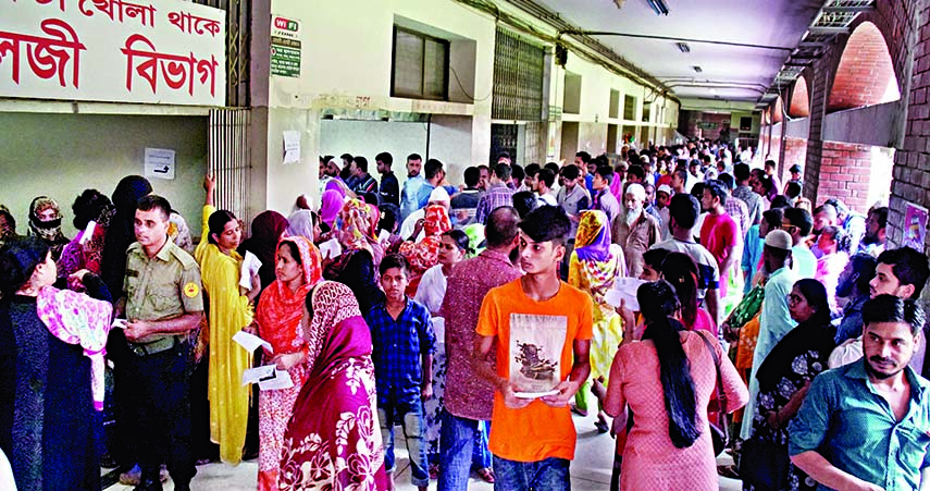 18 killed, says DGHS: Unofficial death toll now 50: DMCH, LGD cancel staff's Eid holidays