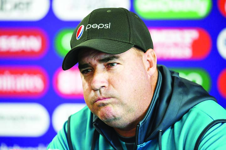 'Disappointed and hurt' - Arthur hits out after Pakistan axe