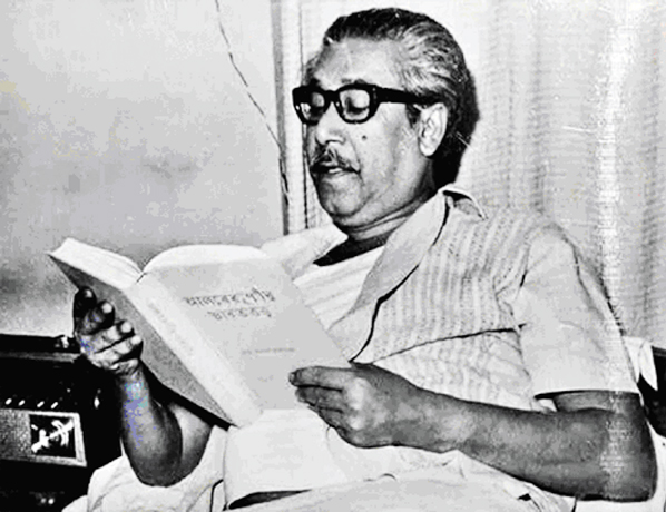 Bangabandhu : A dreamer for the suffering people