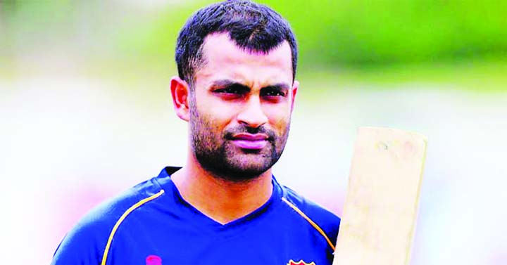 Tamim Iqbal granted break from cricket