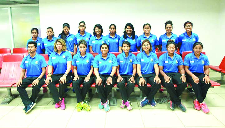 Tigresses off to Netherlands to join training camp