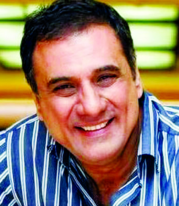 Boman Irani collaborates with his sons under home production