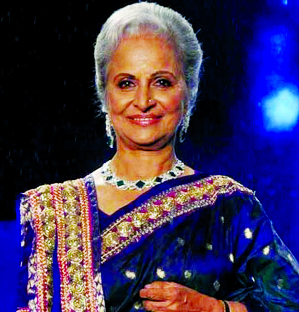 Waheeda Rehman returns to Udaipur after 54 years for Desert Dolphin