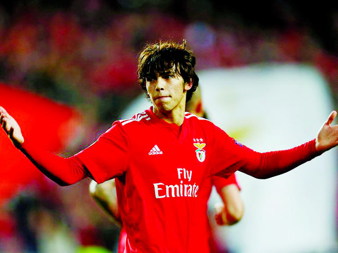 Revamped Atletico betting teen Joao Felix is the real deal