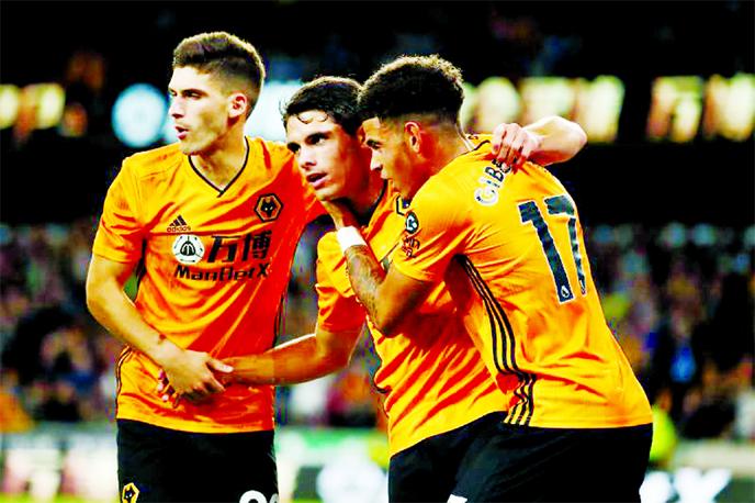 Wolverhampton defeat Pyunik 4-0 in Europa League