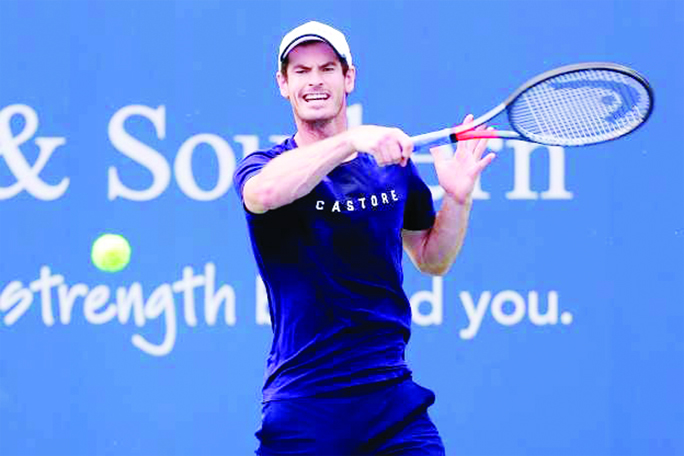 Murray to skip US Open doubles to focus on singles