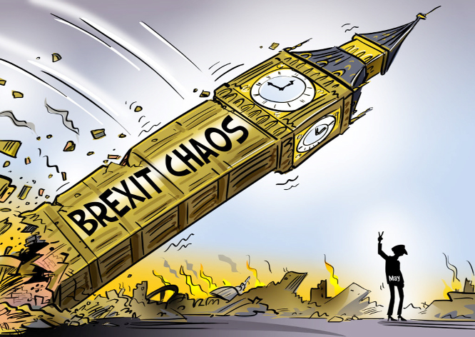 Brexit Storm