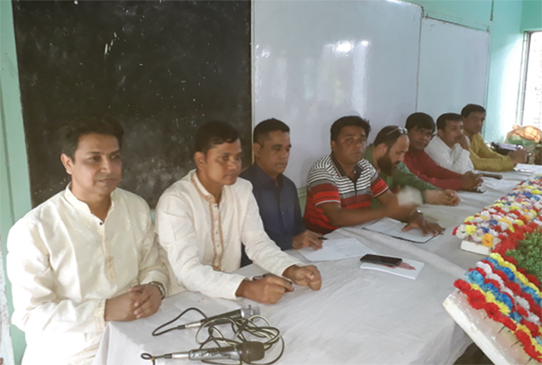 Eid re-union held at Deodighi High School