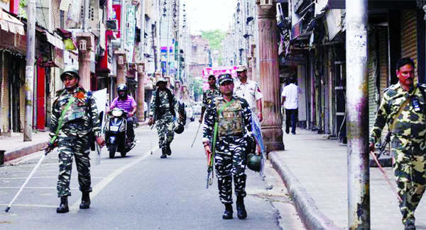 Indian govt to ease Kashmir restrictions