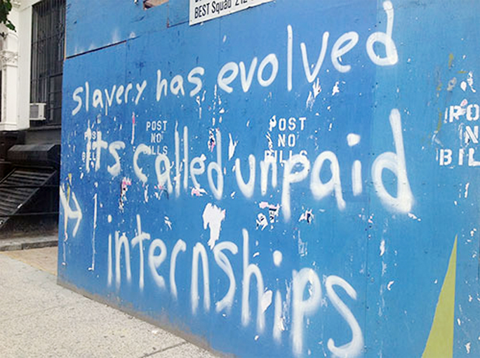 Unpaid Internships Are Unethical
