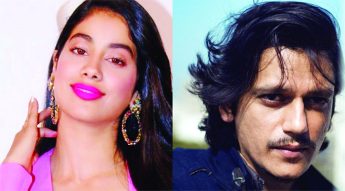Vijay Varma,  Janhvi  to star in short film