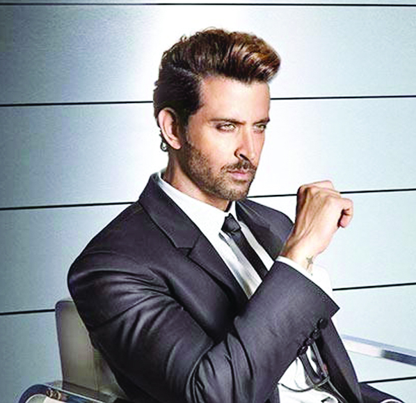 Hrithik Roshan tops the list of five  most handsome men in  world