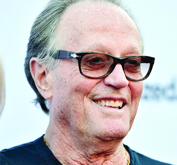 'Easy Rider' star Peter Fonda dead